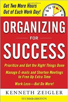 Organizing for Success Cover