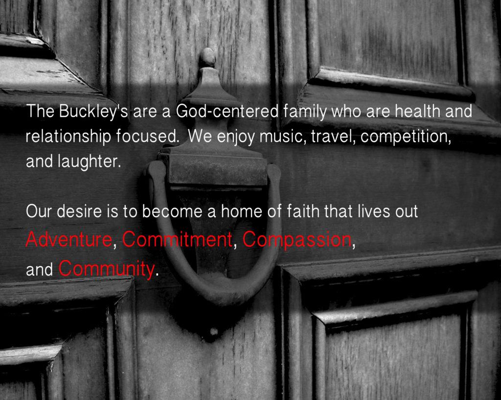 Buckley Vision #3