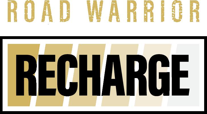 ERW - Road Warrior Recharge logo